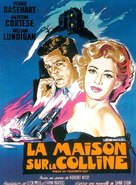 The House on Telegraph Hill - French Movie Poster (xs thumbnail)