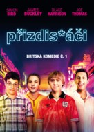 The Inbetweeners Movie - Czech DVD movie cover (xs thumbnail)