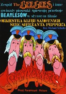 Sgt. Pepper's Lonely Hearts Club Band - Polish Movie Poster (xs thumbnail)