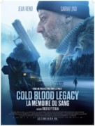 Cold Blood Legacy - French Movie Poster (xs thumbnail)