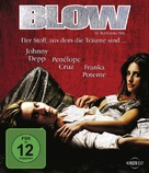 Blow - German Blu-Ray movie cover (xs thumbnail)