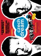 Ceský sen - British Movie Poster (xs thumbnail)