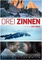 Three Peaks - Swiss Movie Poster (xs thumbnail)