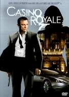 Casino Royale - Czech DVD cover (xs thumbnail)