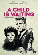 A Child Is Waiting - British DVD cover (xs thumbnail)