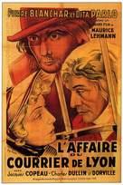 L'affaire du courrier de Lyon - French Movie Poster (xs thumbnail)
