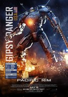Pacific Rim - Movie Poster (xs thumbnail)