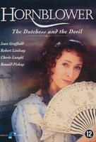 Hornblower: The Duchess and the Devil - Dutch DVD cover (xs thumbnail)