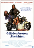 Don't Tell Her It's Me - German Movie Poster (xs thumbnail)