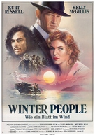 Winter People - German Movie Poster (xs thumbnail)