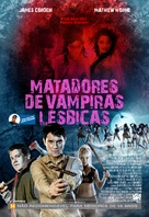 Lesbian Vampire Killers - Brazilian Movie Poster (xs thumbnail)