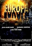 Europa - French Movie Poster (xs thumbnail)