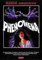 Phenomena - Spanish DVD cover (xs thumbnail)
