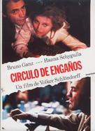 Fälschung, Die - Spanish DVD cover (xs thumbnail)