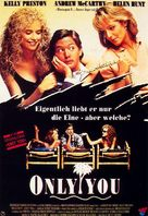 Only You - German Movie Poster (xs thumbnail)
