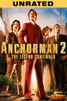 Anchorman 2: The Legend Continues - Movie Cover (xs thumbnail)