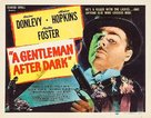 A Gentleman After Dark - Movie Poster (xs thumbnail)