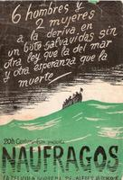 Lifeboat - Spanish Movie Poster (xs thumbnail)