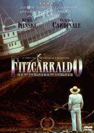 Fitzcarraldo - DVD movie cover (xs thumbnail)