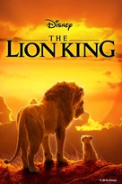 The Lion King - Video on demand movie cover (xs thumbnail)