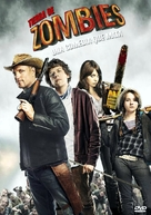 Zombieland - Argentinian DVD movie cover (xs thumbnail)