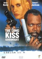 The Long Kiss Goodnight - German DVD movie cover (xs thumbnail)