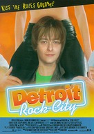 Detroit Rock City - Thai Movie Poster (xs thumbnail)