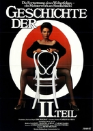 Histoire d'O: Chapitre 2 - German Movie Poster (xs thumbnail)