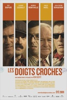 Les doigts croches - French Movie Poster (xs thumbnail)