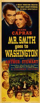 Mr. Smith Goes to Washington - Theatrical poster (xs thumbnail)