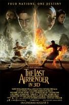 The Last Airbender - Singaporean Movie Poster (xs thumbnail)
