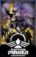 """Captain Power and the Soldiers of the Future"" - VHS movie cover (xs thumbnail)"