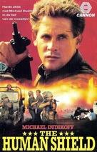 The Human Shield - Dutch Movie Cover (xs thumbnail)