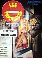 Die Engel von St. Pauli - French Movie Poster (xs thumbnail)