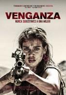 Revenge - Bolivian Movie Poster (xs thumbnail)