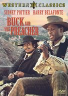 Buck and the Preacher - DVD cover (xs thumbnail)