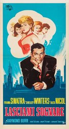 Meet Danny Wilson - Italian Movie Poster (xs thumbnail)