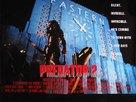 Predator 2 - British Movie Poster (xs thumbnail)