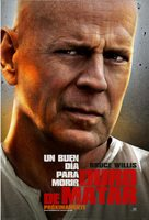 A Good Day to Die Hard - Mexican Movie Poster (xs thumbnail)