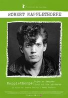 Mapplethorpe: Look at the Pictures - Portuguese Movie Poster (xs thumbnail)