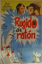 The Mouse That Roared - Argentinian Movie Poster (xs thumbnail)