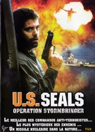 Frogmen Operation Stormbringer - French DVD cover (xs thumbnail)