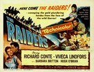 The Raiders - Movie Poster (xs thumbnail)