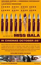 Miss Bala - British Movie Poster (xs thumbnail)