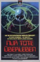 Sole Survivor - German VHS cover (xs thumbnail)