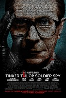 Tinker Tailor Soldier Spy - Movie Poster (xs thumbnail)