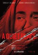 A Quiet Place - German Movie Poster (xs thumbnail)