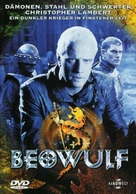 Beowulf - German DVD cover (xs thumbnail)
