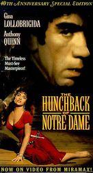 Notre-Dame de Paris - VHS movie cover (xs thumbnail)