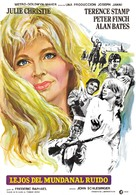 Far from the Madding Crowd - Spanish Movie Poster (xs thumbnail)